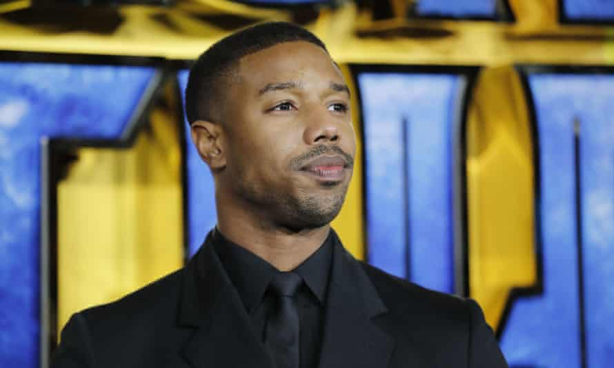 People have expressed shock that Michael B Jordan, an actor and star of Black Panther, lives with his parents.