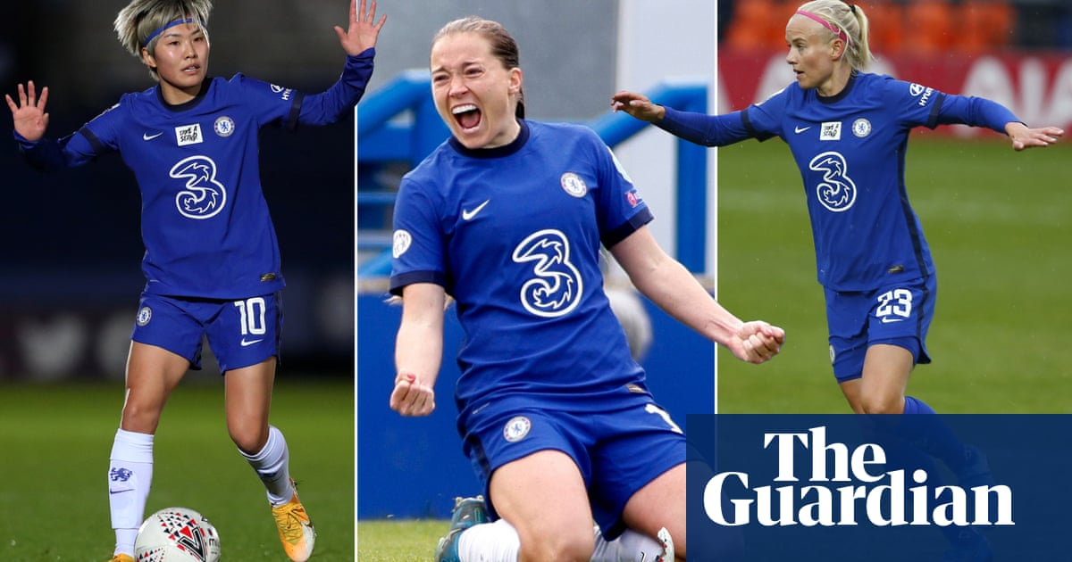 'A formidable partnership': player ratings for Chelsea's WSL title winners