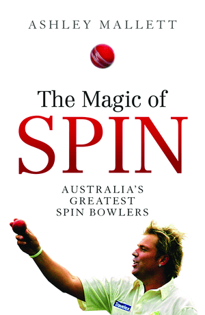 Book cover for The Magic Of Spin