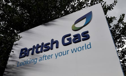 British Gas offices in Staines