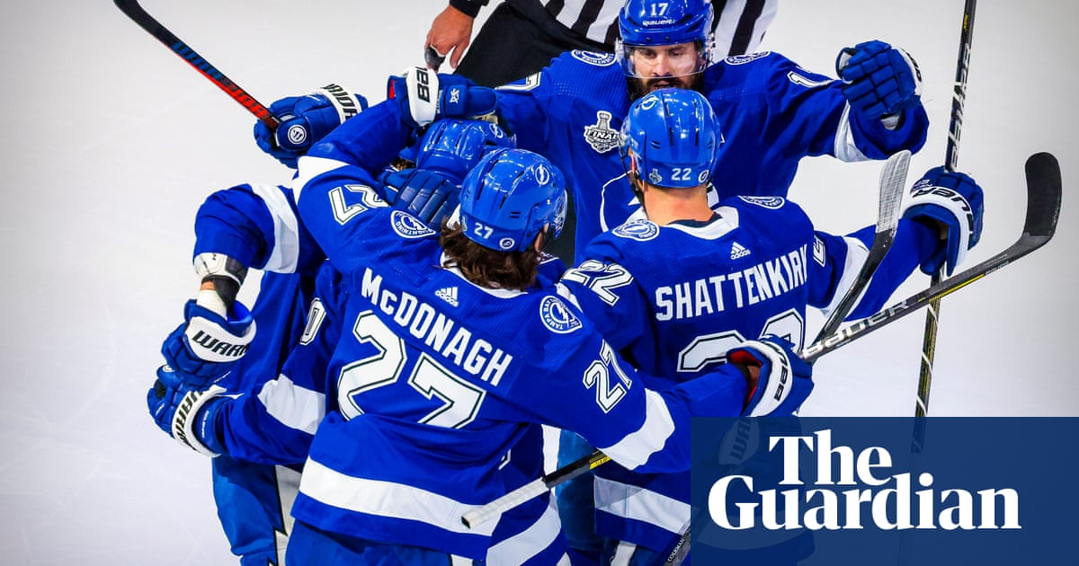 Stanley Cup final: Lightning edge Stars to level series in Game 2
