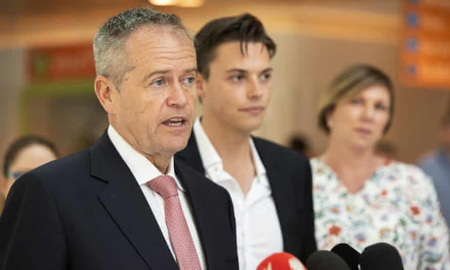 Bill Shorten has responded to Scott Morrison's attack on electric vehicles by pointing out the similarities in the two parties' policies