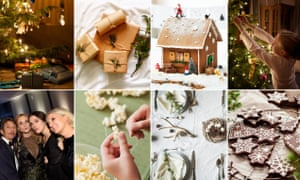 How to have an Instagrammable Christmas. Guardian composite