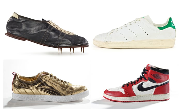 a1a0f512ac2 Evolution of sneakers explored at Brooklyn Museum exhibition