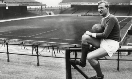 Maine Road legend … Trautmann at the old Man City ground.