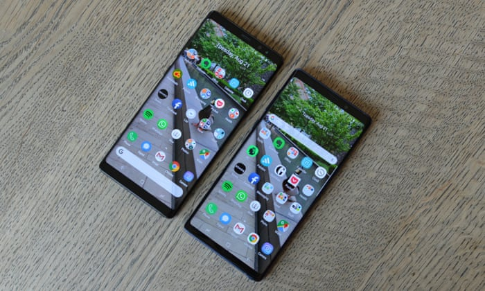 Samsung Galaxy Note 9 review: the do-everything phone   Technology