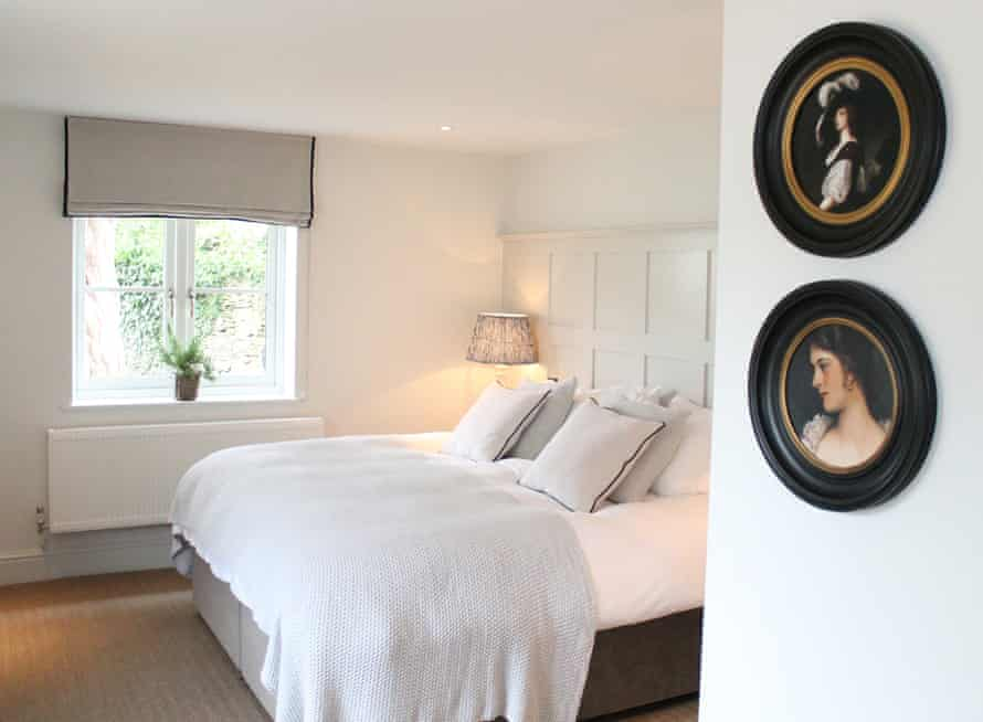 One of the new Five Alls bedrooms