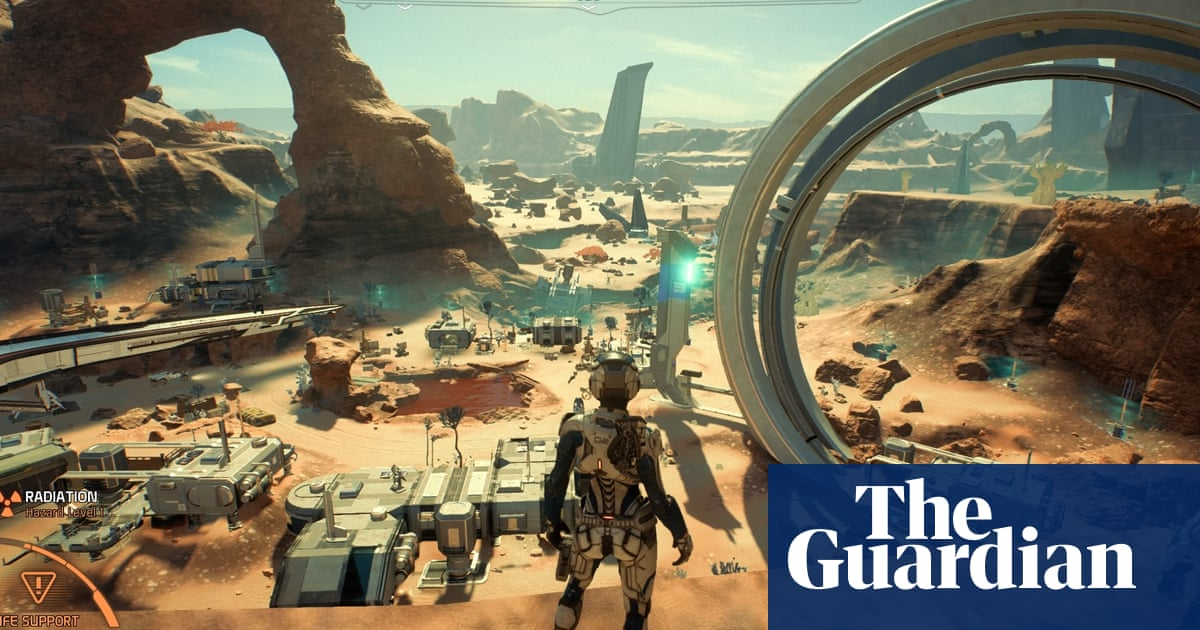 Mass Effect Andromeda Seven Tips Beginners Need To Know Games The Guardian