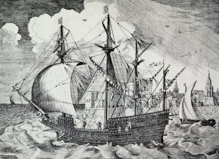 Wreck of 400-year-old ship may shed light on Portugal's trading past