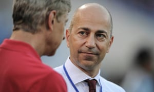 Ivan Gazidis has been able to overhaul Arsenal's managerial structure while showing due respect to the departing Arsène Wenger.
