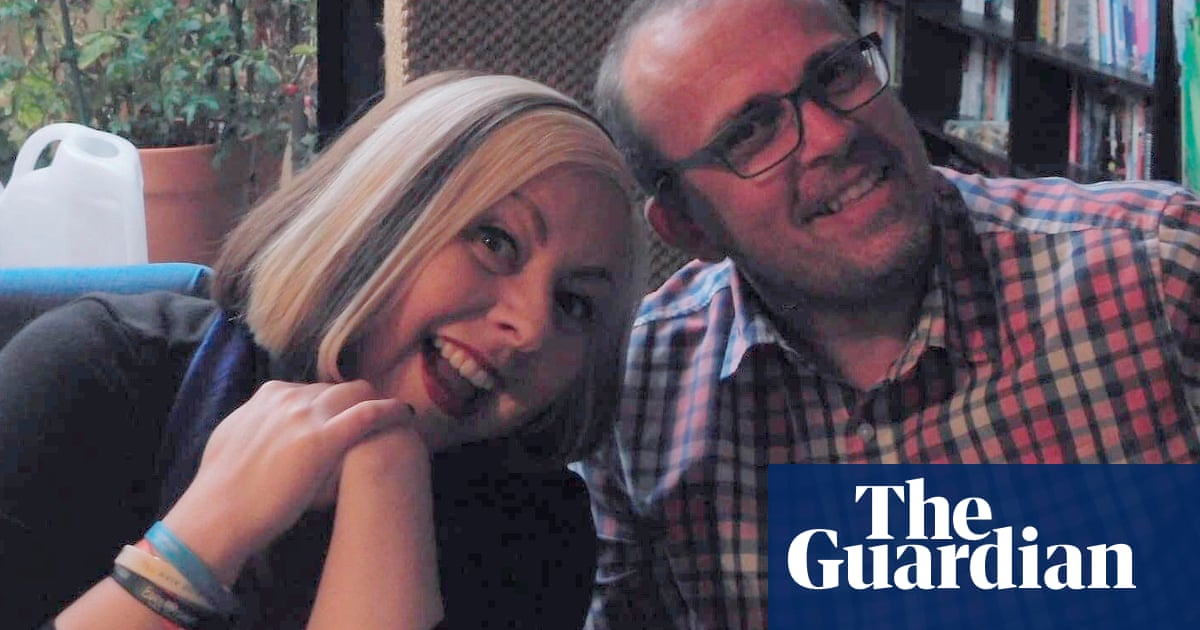 How we stay together: 'We dust ourselves off and get on with it, really'
