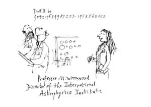 Matilda the Astrophysicist.