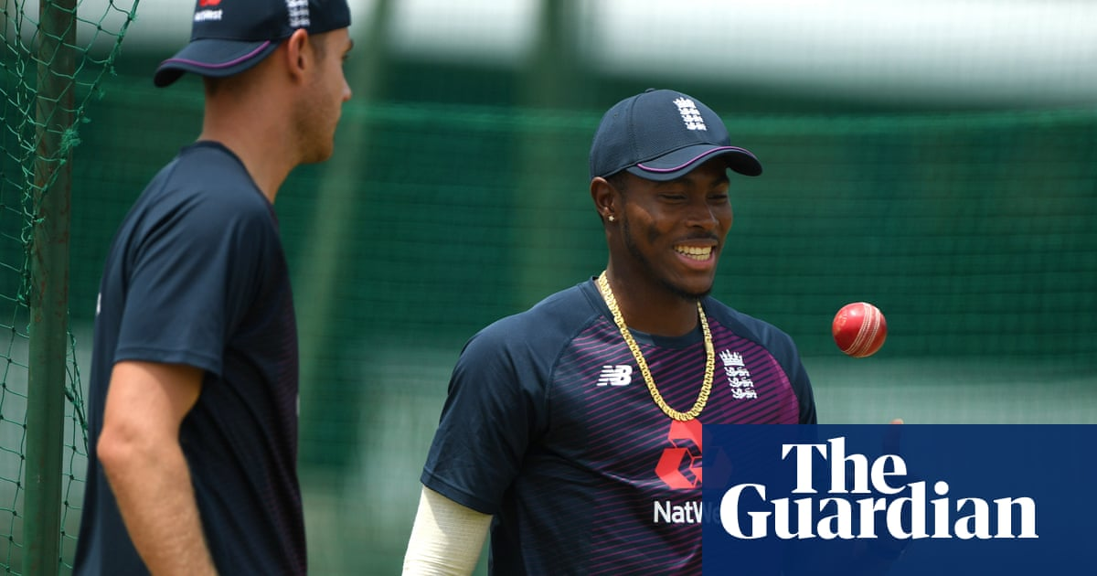 England ask Stuart Broad and Jofra Archer to make 'honesty call' on fitness
