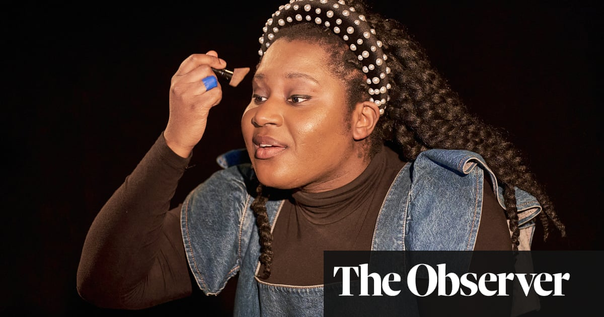 Aisha (the black album); Putting a Face On review – more pointed monologues
