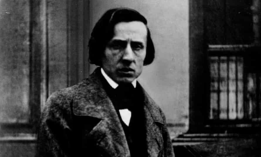 Chopin's letters contain a 'flood of declarations of love aimed at men', sometimes direct in their erotic tone, according to Moritz Weber.