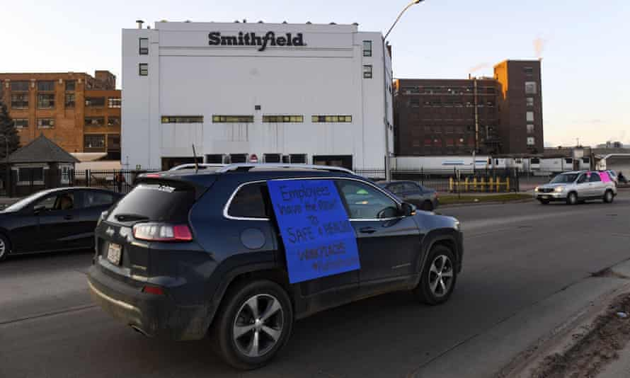 Smithfield Foods in Sioux Falls, US