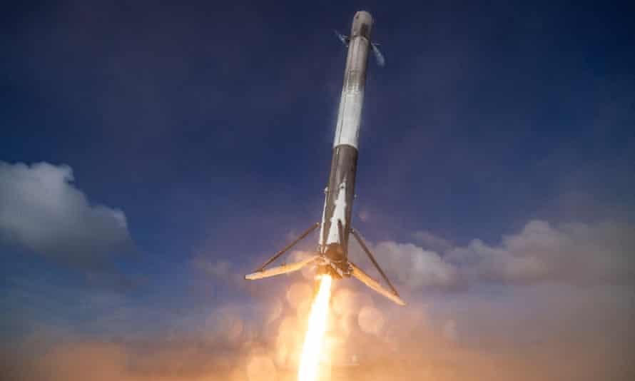 Satellite launch