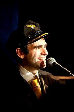 Be More Chill's composer and lyricist Joe Iconis.