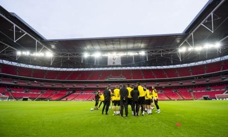 Tottenham Hotspur v Borussia Dortmund: Champions League –live!