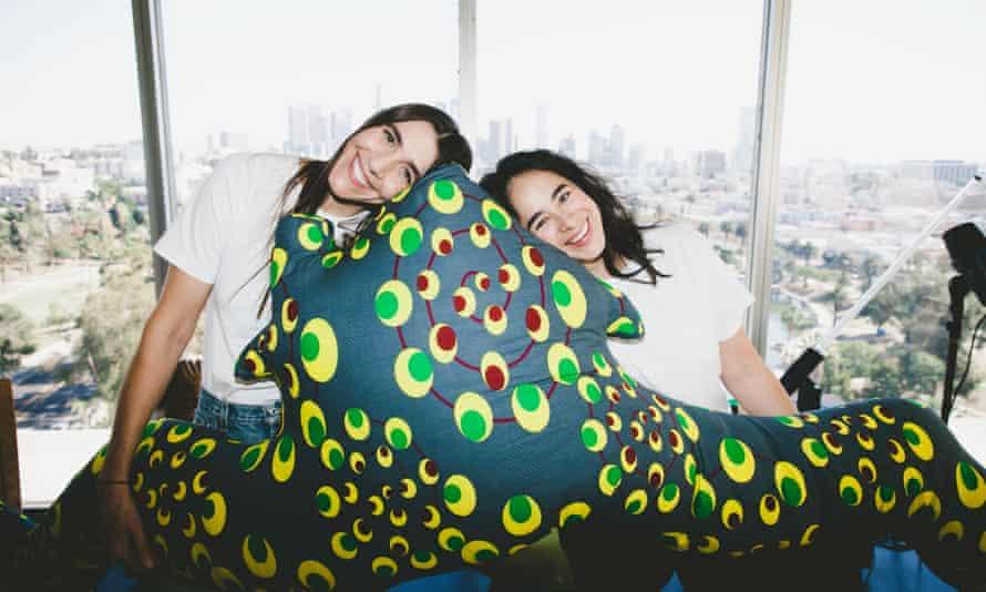 Everybody designers Iris Alonzo and Caroline Crespo.