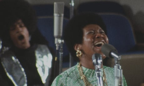 Amazing Grace review – transcendent Aretha Franklin documentary