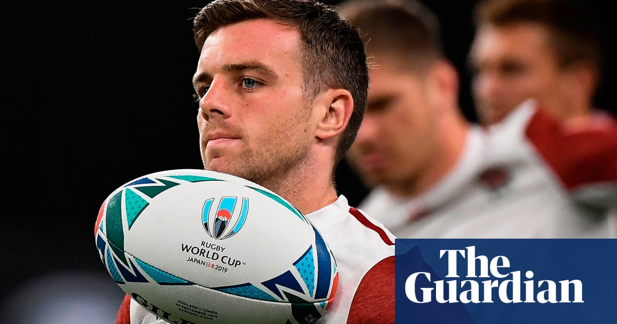 George Ford takes inspiration from the Beckham experience in Sapporo