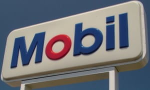 Ivan Chermayeff's firm came up with the famous Mobil logo.
