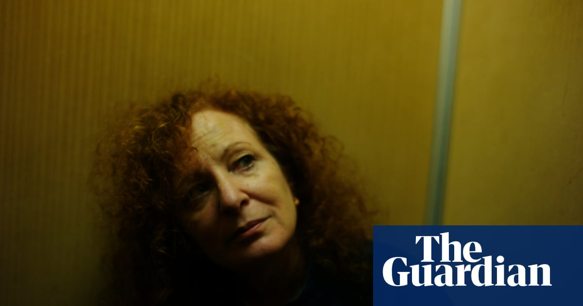 I Dont Know How They Live With Themselves Artist Nan Goldin