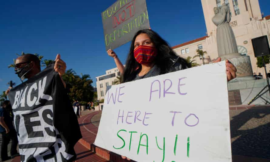 The proposed new laws would allow some undocumented migrants to embark on an eight-year path to citizenship.