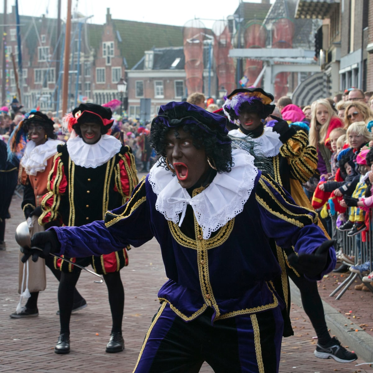 Black Pete: the scandal we Dutch can't stay silent about any more |  Netherlands | The Guardian
