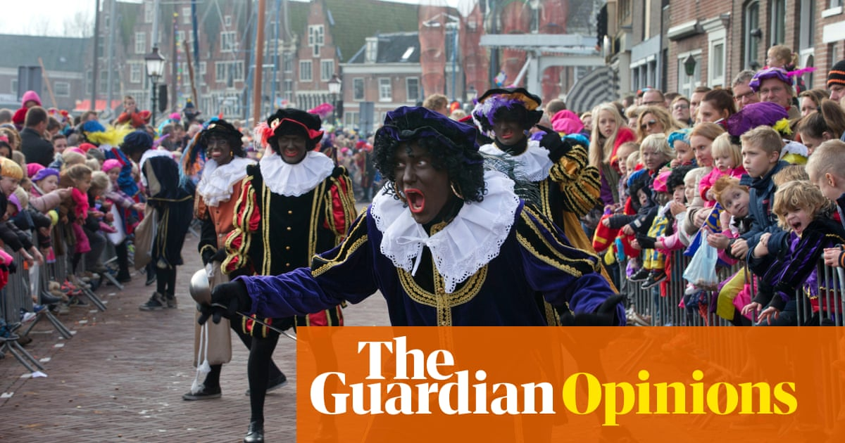 Black Pete The Scandal We Dutch Cant Stay Silent About Any More