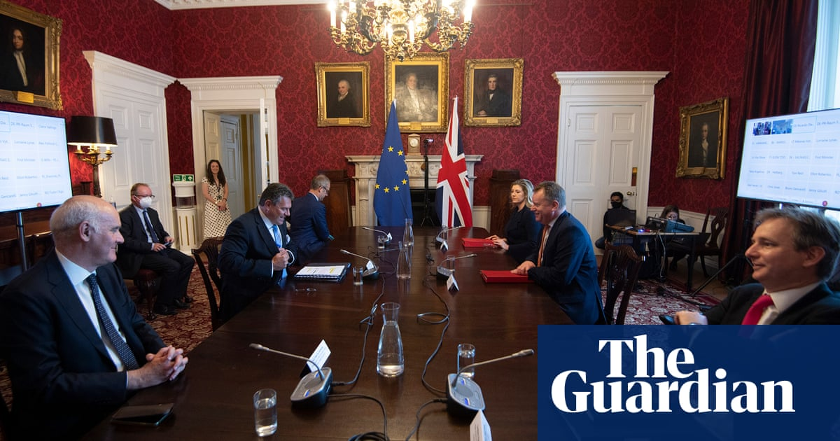 EU-UK talks to resolve Northern Ireland crisis end without agreement