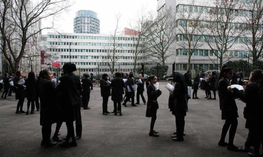 Michaela school in Brent, London