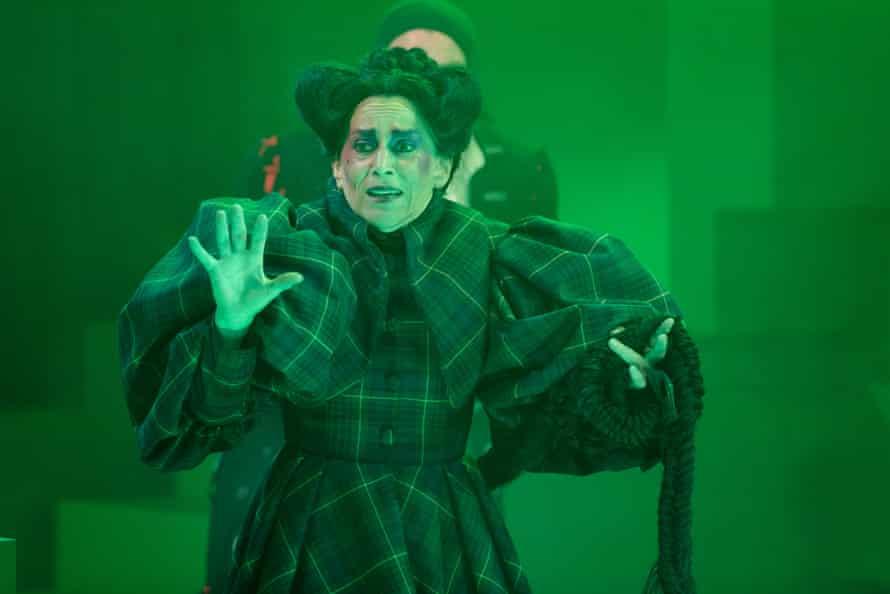 Lucia Mastrantone in Young Frankenstein