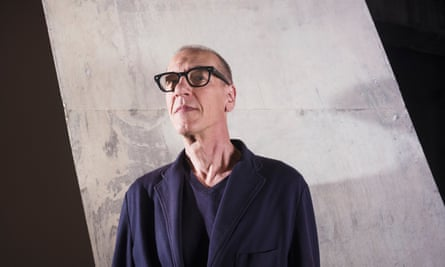 'Everything up to midnight was pretty easy' … Christian Marclay at Tate Modern.