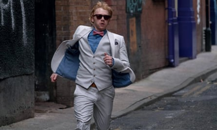 'In no way, viewed from any conceivable angle, is Snatch a good television programme' ... Rupert Grint in Snatch.