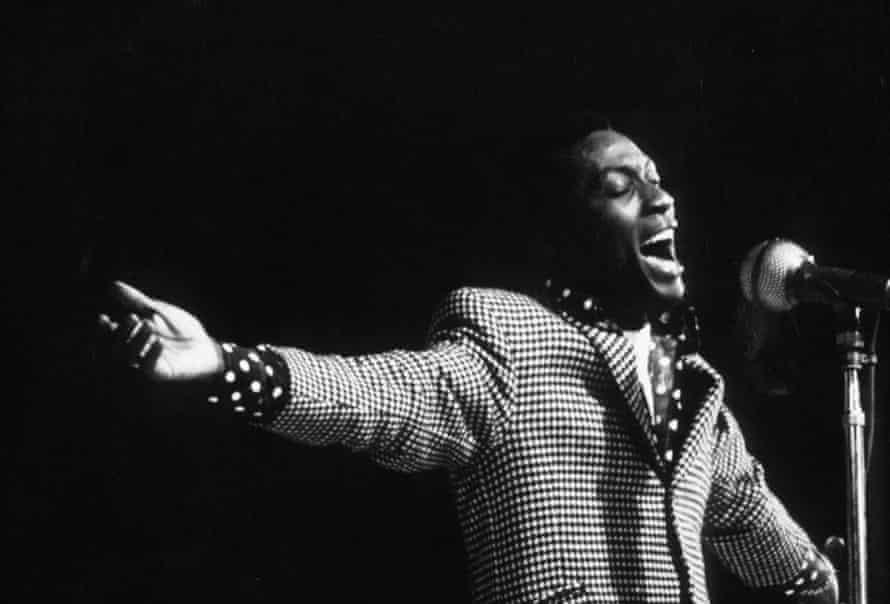 Cliff in 1968.