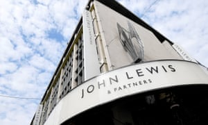 John Lewis and Partners store in Oxford Street, London