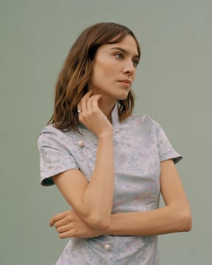 49abe04c16f8 Alexa Chung on her new collection   I deliberately went quite weird ...