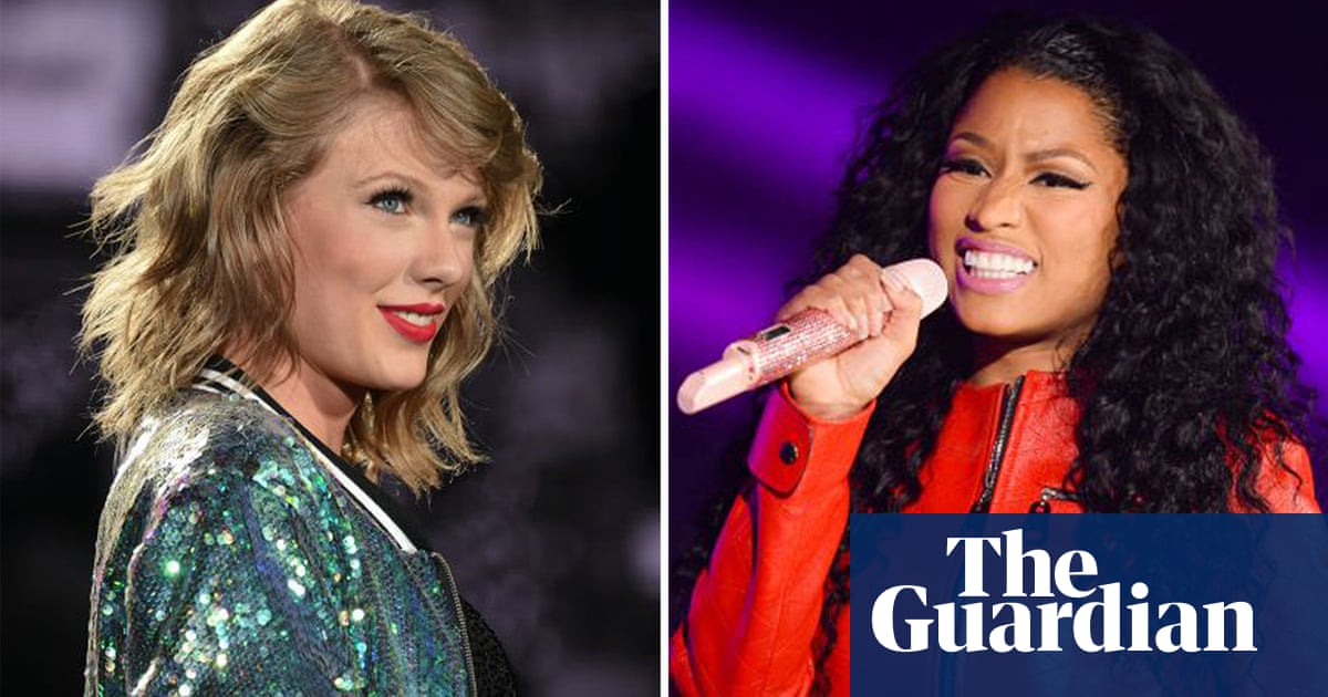 Taylor Swift S Response To Nicki Minaj Was Faux Feminist And Tone Deaf Nicki Minaj The Guardian