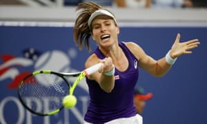 Johanna Konta starts US Open campaign with victory over Bethanie Mattek-Sands