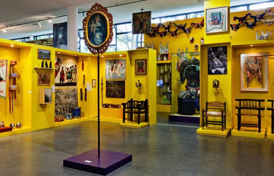 Museu Afro Brasil.