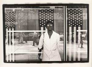 America Seen through Stars and Stripes, New York City, New York, ca. 1976,