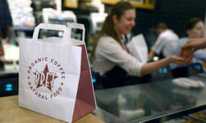 Pret draws 65% of its workforce from countries other than Britain
