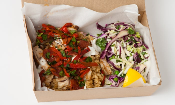 Taste Test High Street Lunchtime Salads And Sandwiches Food The