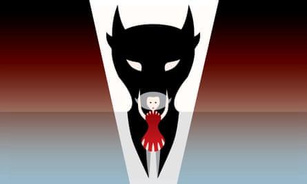 illustration for long read on she-devils/women and criminal justice