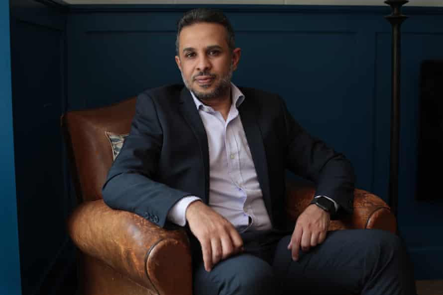Yahya Assiri a Saudi Arabian human rights activist and former member of the Royal Saudi Air Force