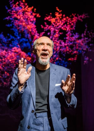 F Murray Abraham in The Mentor at the Vaudeville, London