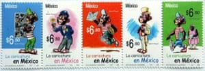 墨西哥邮票