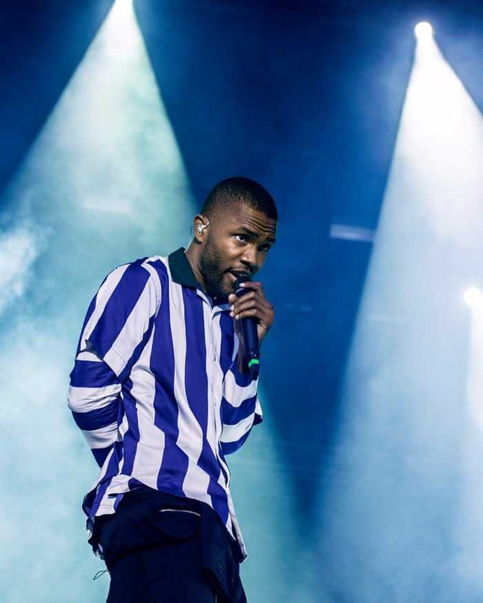 Frank Ocean: Blonde review – a baffling and brilliant five-star